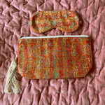 RECYCLED KANTHA TRAVEL BAG AND EYE MASK (4)
