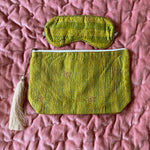RECYCLED KANTHA TRAVEL BAG AND EYE MASK (5)