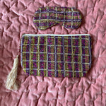 RECYCLED KANTHA TRAVEL BAG AND EYE MASK (9)
