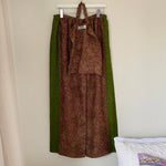 KATHERIN RECYCLED SILK PJ BOTTOMS