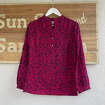 LOU LOU DAWN RECYCLED SARI TOP