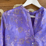 LOU LOU PAM RECYCLED SARI TOP