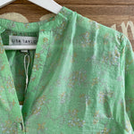 LOU LOU PAULA RECYCLED SARI TOP