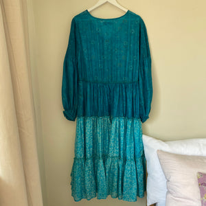 MARY RECYCLED SILK MAXI DRESS (7)