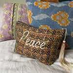 RECYCLED KANTHA PEACE TRAVEL BAG (1)