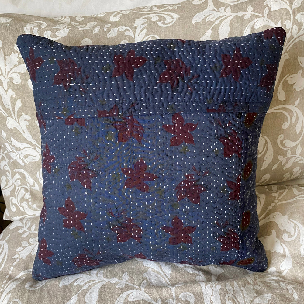 RECYCLED COTTON KANTHA CUSHION (8)