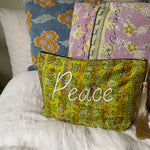 RECYCLED KANTHA PEACE TRAVEL BAG (7)