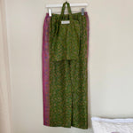 WANDA RECYCLED SILK PJ BOTTOMS