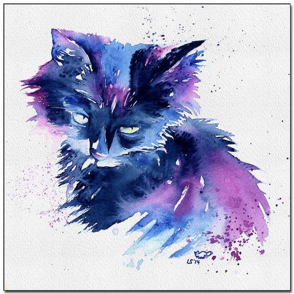 """Kitty"" Fine Art Print"