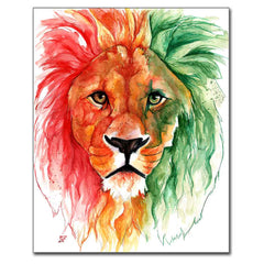 Lion of Judah Print