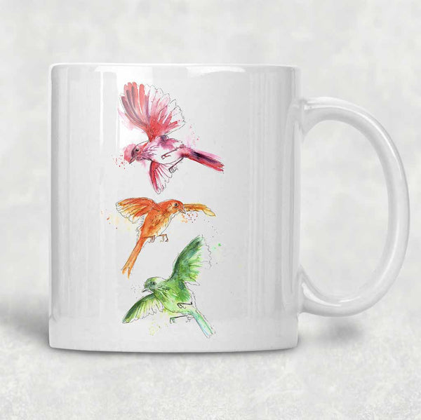 Three Little Birds Mug