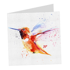 Hummingbird Card