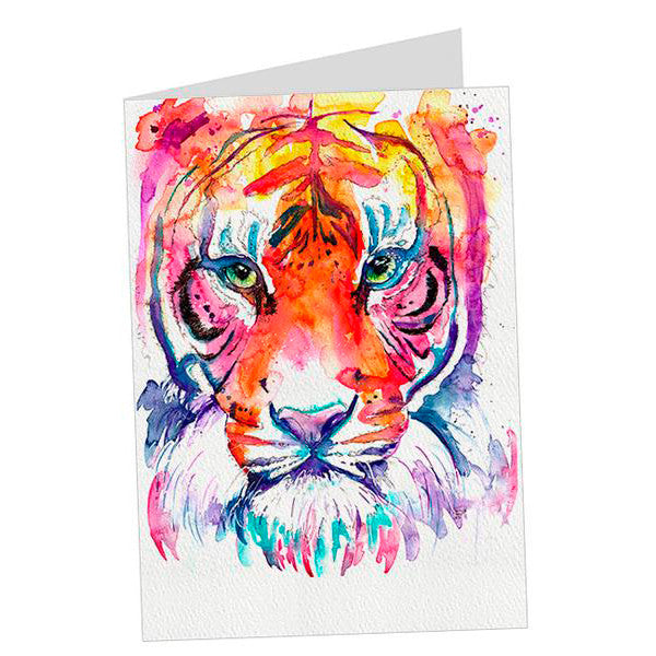 Tiger Card (Empress)