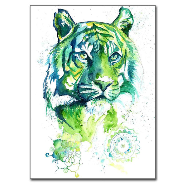Kali Green Tiger 5