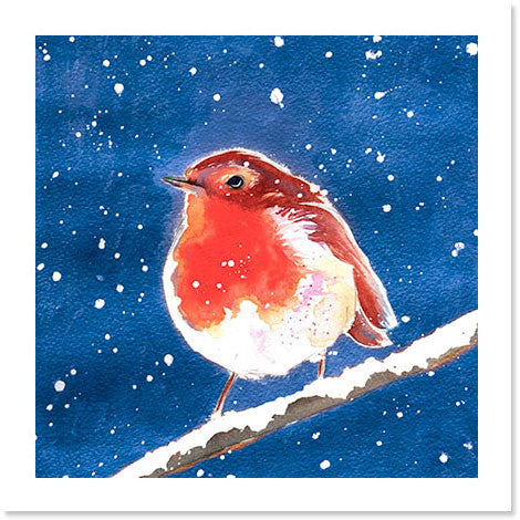 red robin christmas card - Is Red Robin Open On Christmas