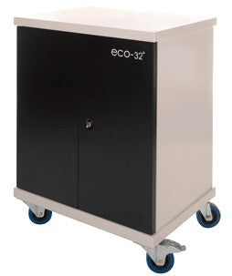 Eco-32 Sync iPad & tablet sync & charge trolley