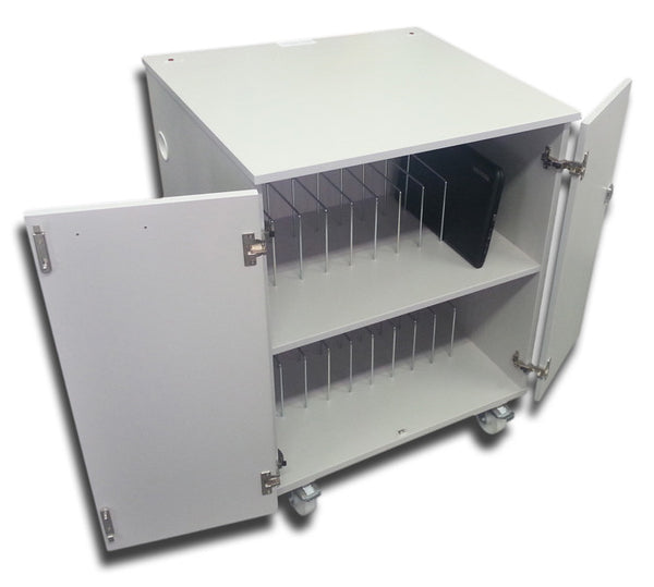 PTS Mini Lab Trolley for 16-20 Laptops