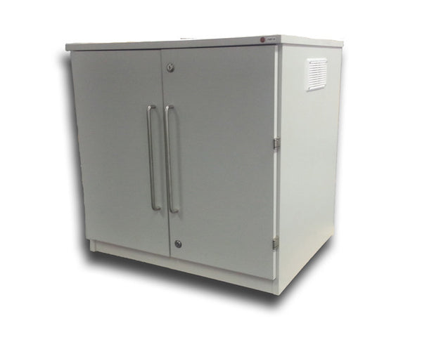 PTS 10 Unit Static Device Storage and Charging Cabinet