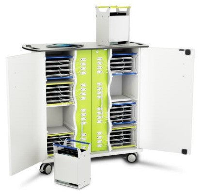 Zioxi iPad/Tablet Basket Trolley 16 - 32 Devices