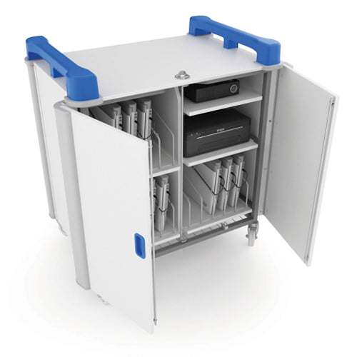 LapCabby Laptop Charge & Store Trolley 15 Devices