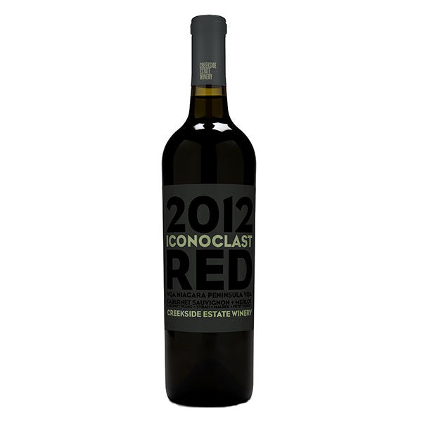 Creekside Estate Winery 2012 Iconoclast Red