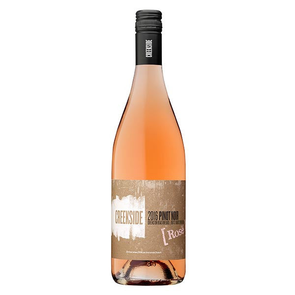 Creekside Estate Winery 2016 Pinot Noir Rosé