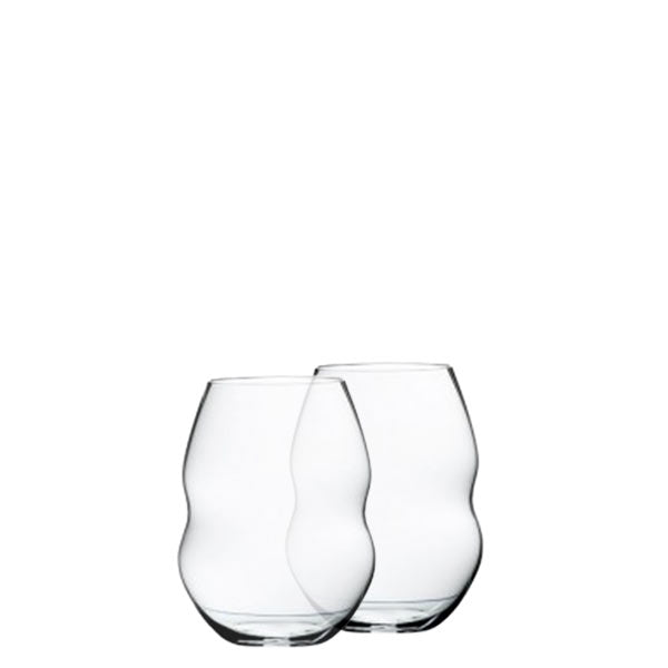 Riedel Swirl series red wine glasses