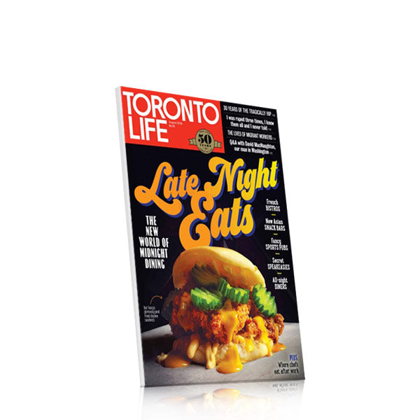 Copy of Toronto Life magazine