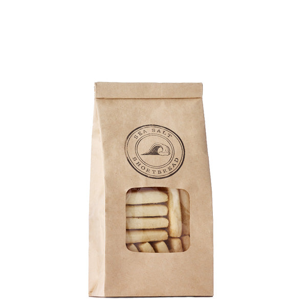 Niagara Food Co. Sea Salt Shortbread Cookies