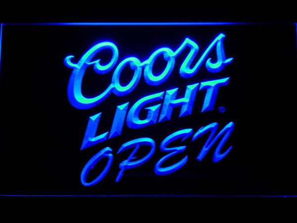 Coors Light LED Neon Sign