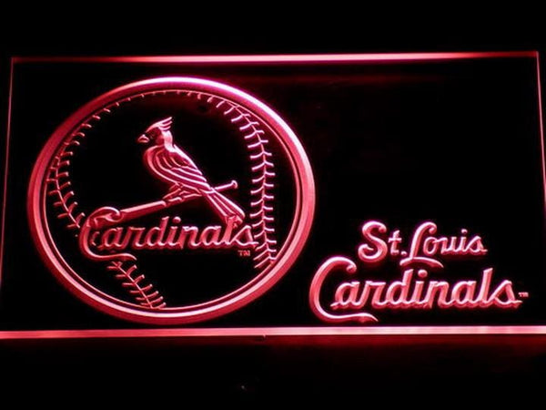 St. Louis Cardinals MLB Sport LED Neon Sign