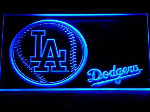 Los Angeles Dodgers LED Neon Sign