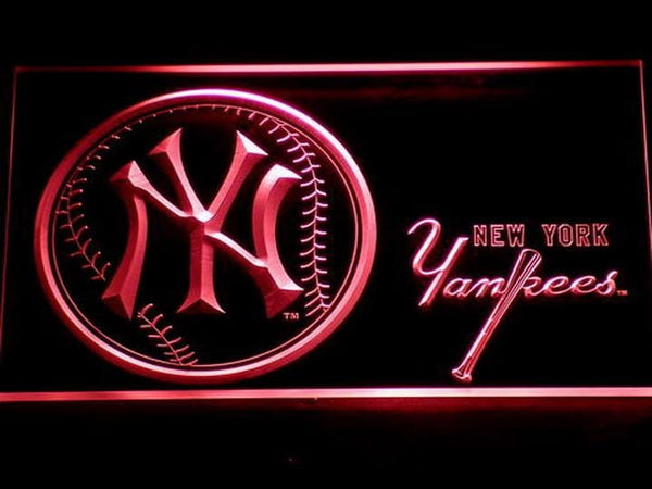New York Yankees LED Neon Sign