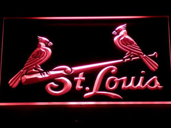 St. Louis Cardinals LED Neon Sign