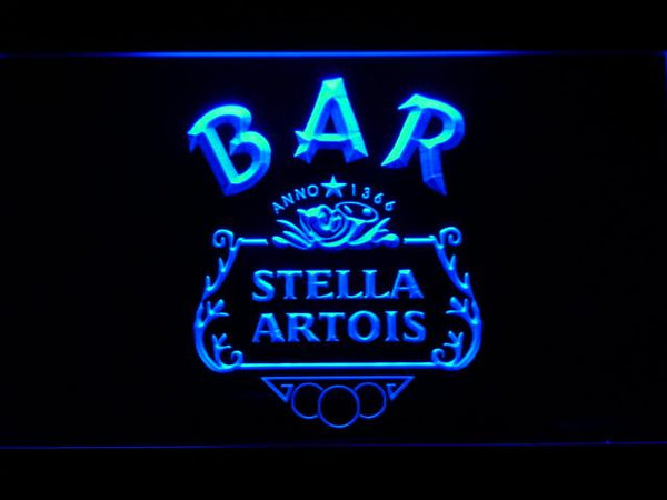 Stella Artoiscrest Bar Led Neon Sign With 7 Colors And On Off Switch