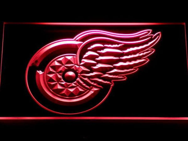 Detroit Red Wings LED Neon Sign