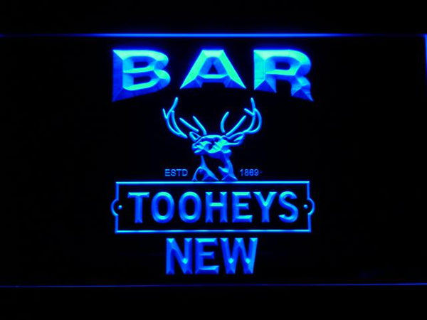 Tooheys Bar LED Neon Sign 690 - Blue