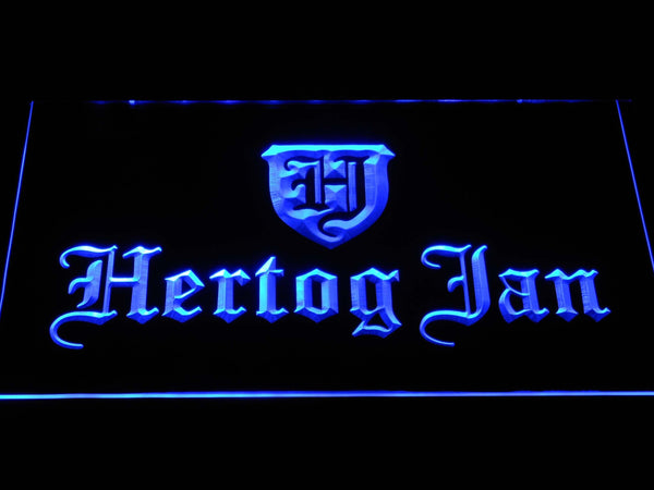Hertog Jan Beer LED Neon Sign a234 - Blue
