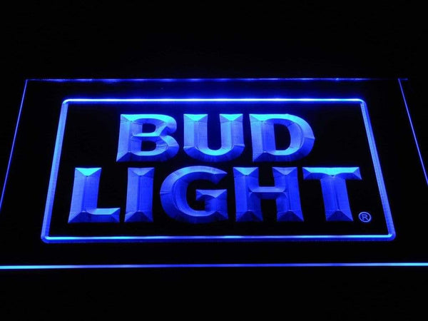 Bud Light New Logo LED Neon Sign