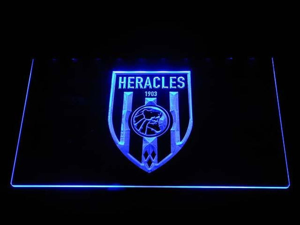 SC Heracles Almelo 1903 Eredivisie Football  LED Neon Sign b1009 - Blue