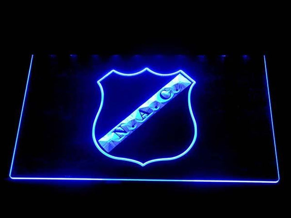 NAC Breda Rat Verlegh Stadium Eredivisie Football LED Neon Sign b1013 - Blue