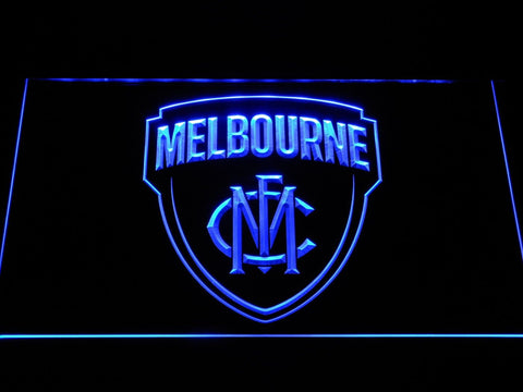 Melbourne Demons AU Football Club LED Neon Sign b1055 - Blue