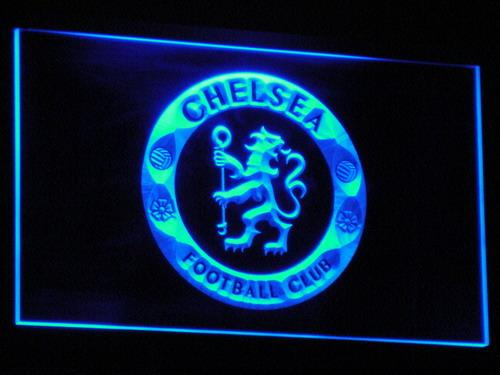 Chelsea FC LED Neon Sign b209 - Blue