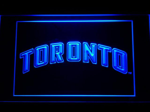 Toronto Blue Jays 2008-2011 Toronto LED Neon Sign b551 - Blue