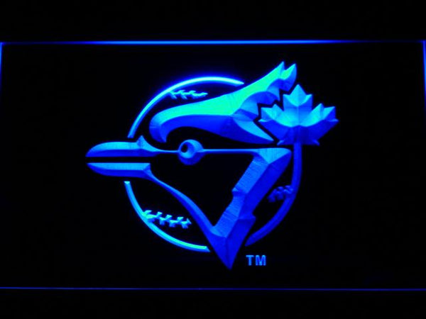 Toronto Blue Jays Blue Jay LED Neon Sign b554 - Blue