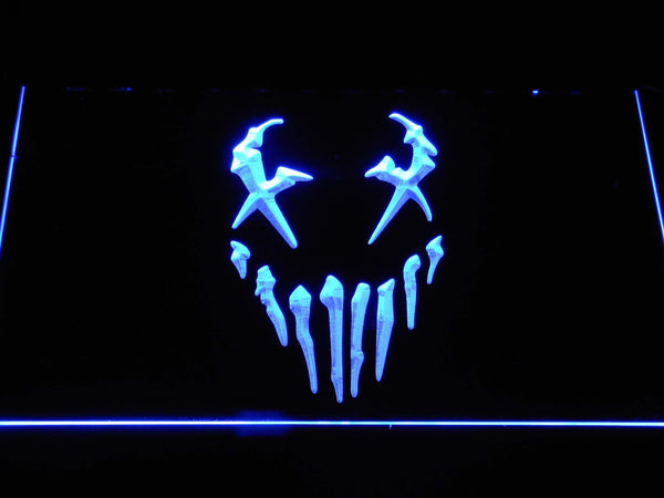 Mushroomhead Band LED Neon Sign c323 - Blue