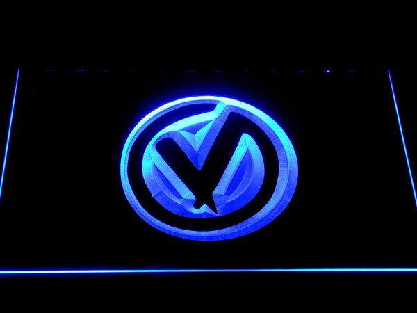 The Virginmarys Rock Band LED Neon Sign c520 - Blue
