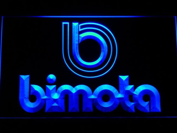 Bimota Bikes LED Neon Sign d222 - Blue