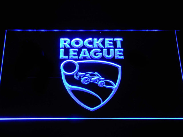 Rocket League LED Neon Sign-led sign-ZignSign - More than a sign