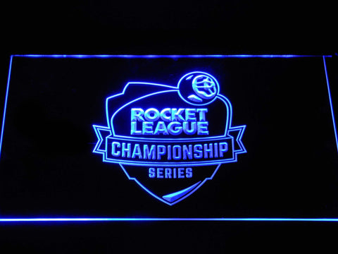 Rocket League Series LED Neon Sign